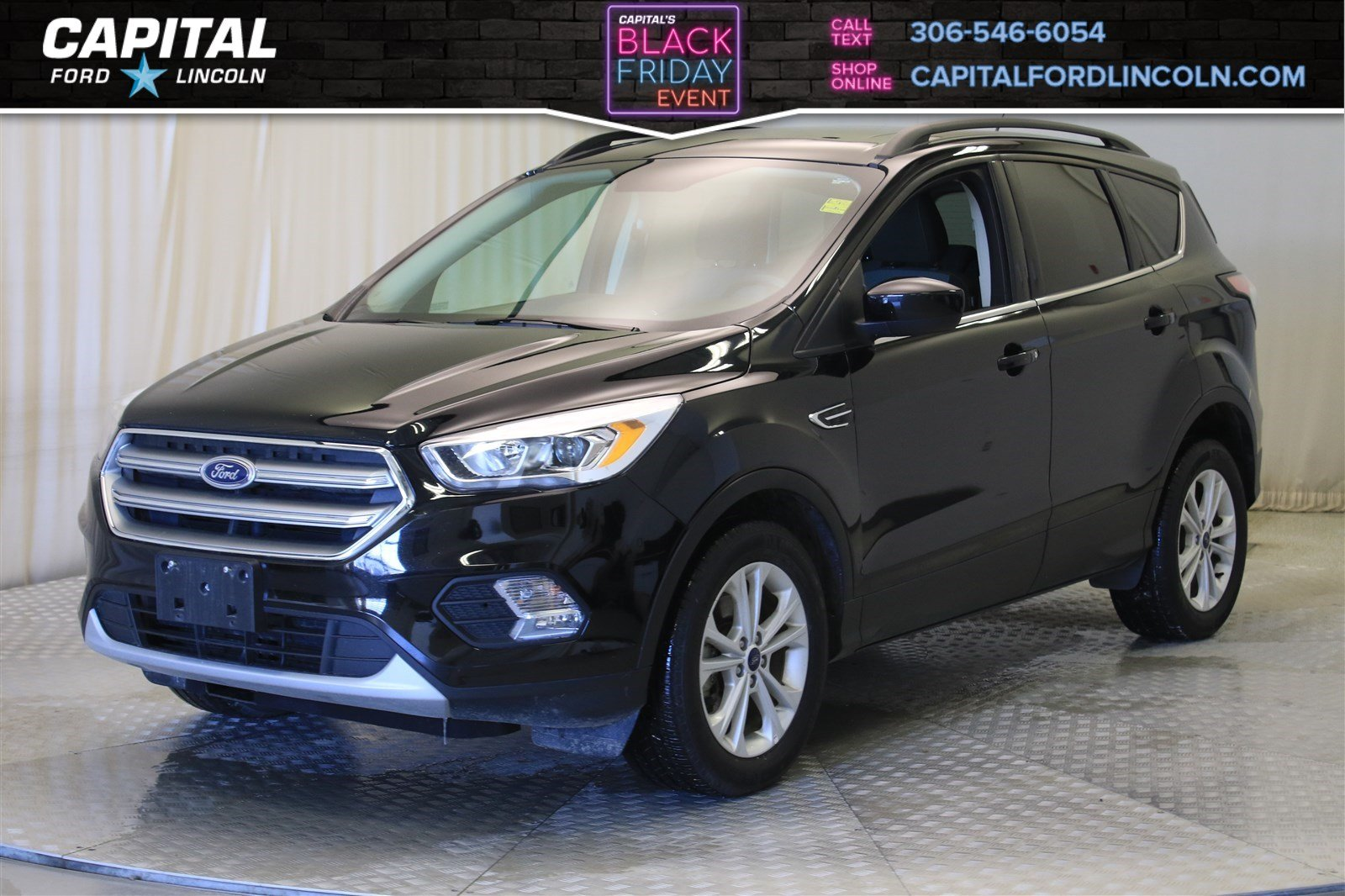 Pre owned 2017 ford escape se 4wd sunroof