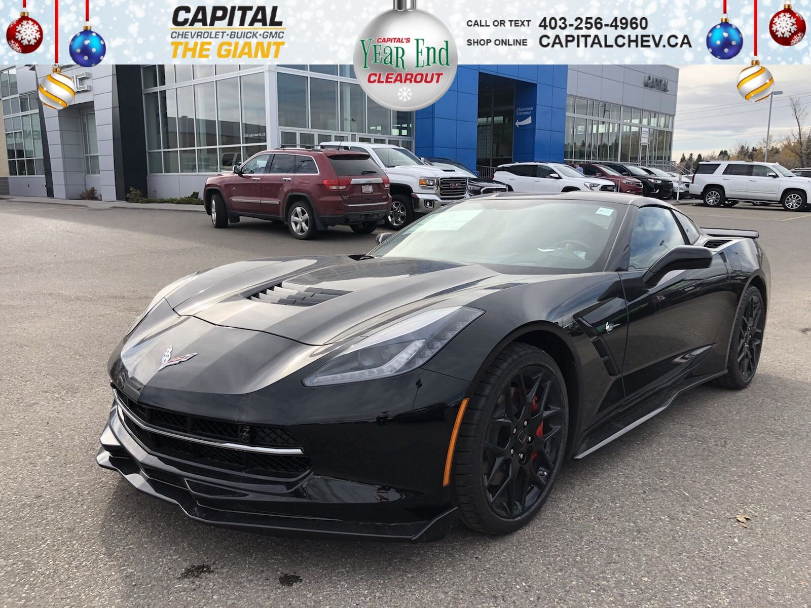 New 2019 Chevrolet Corvette Z51 3LT