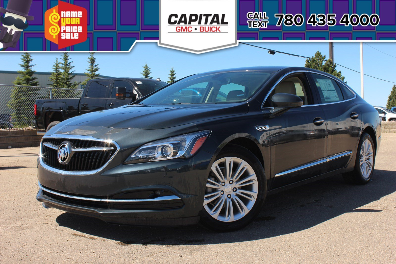 Pre-Owned 2018 Buick LaCrosse PREFERRED | REAR CAMERA | TOUCHSCREEN DISPLAY | 1000KMS