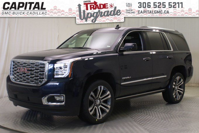 New 2019 Gmc Yukon Denali Suv In Regina 39140 Capital Auto Group