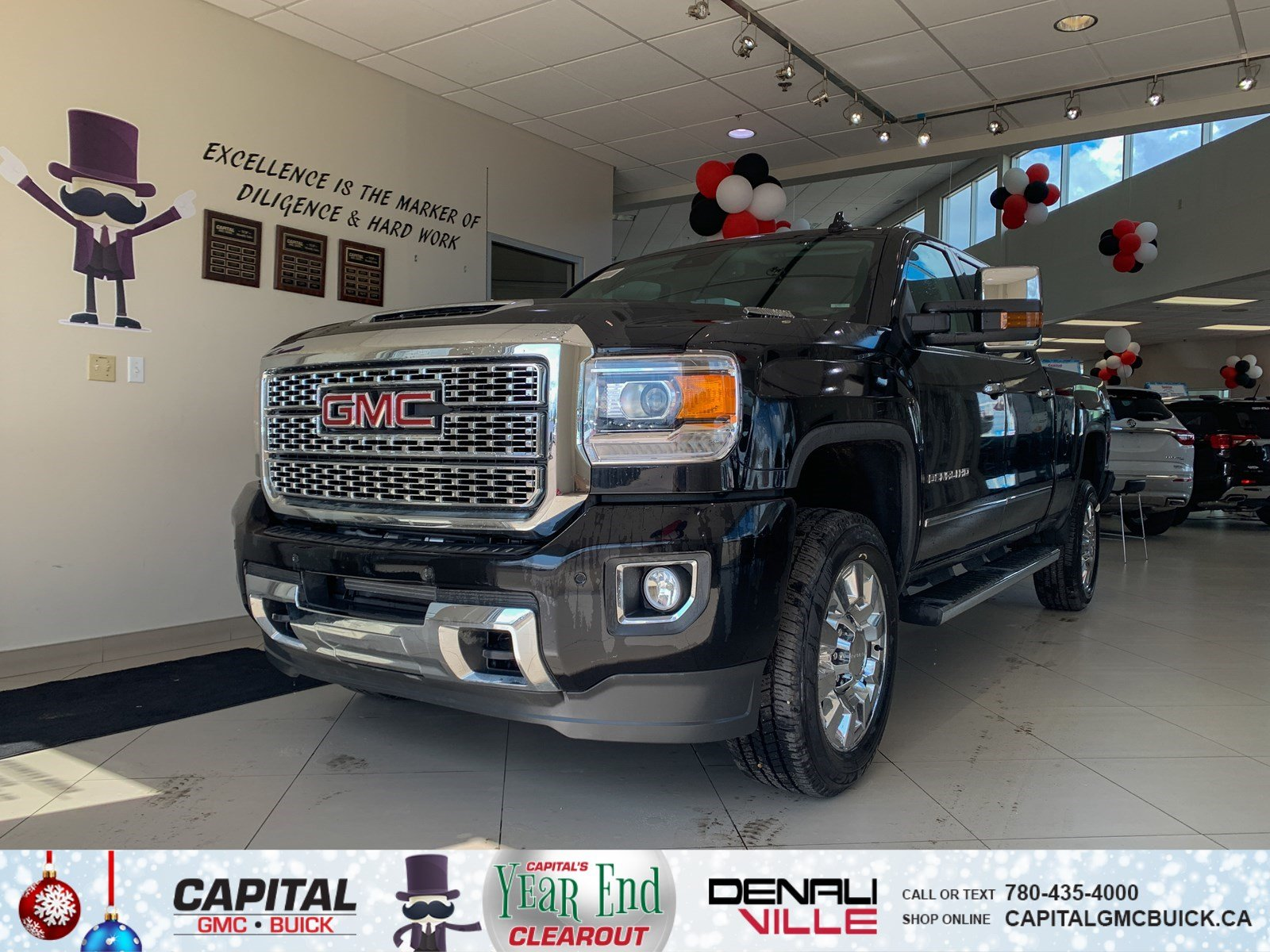 New 2019 GMC Sierra 2500HD Crew Cab Denali