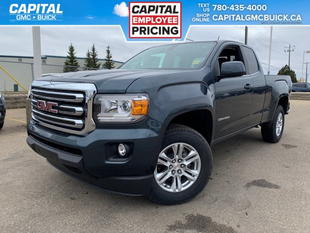 New 2019 GMC Canyon Extended Cab 4WD SLE