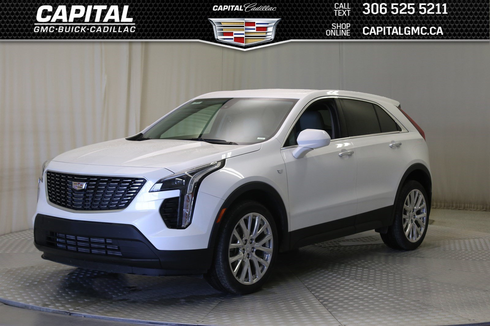 New 2019 Cadillac Xt4 Awd Luxury Suv In Regina 39438 Capital Auto