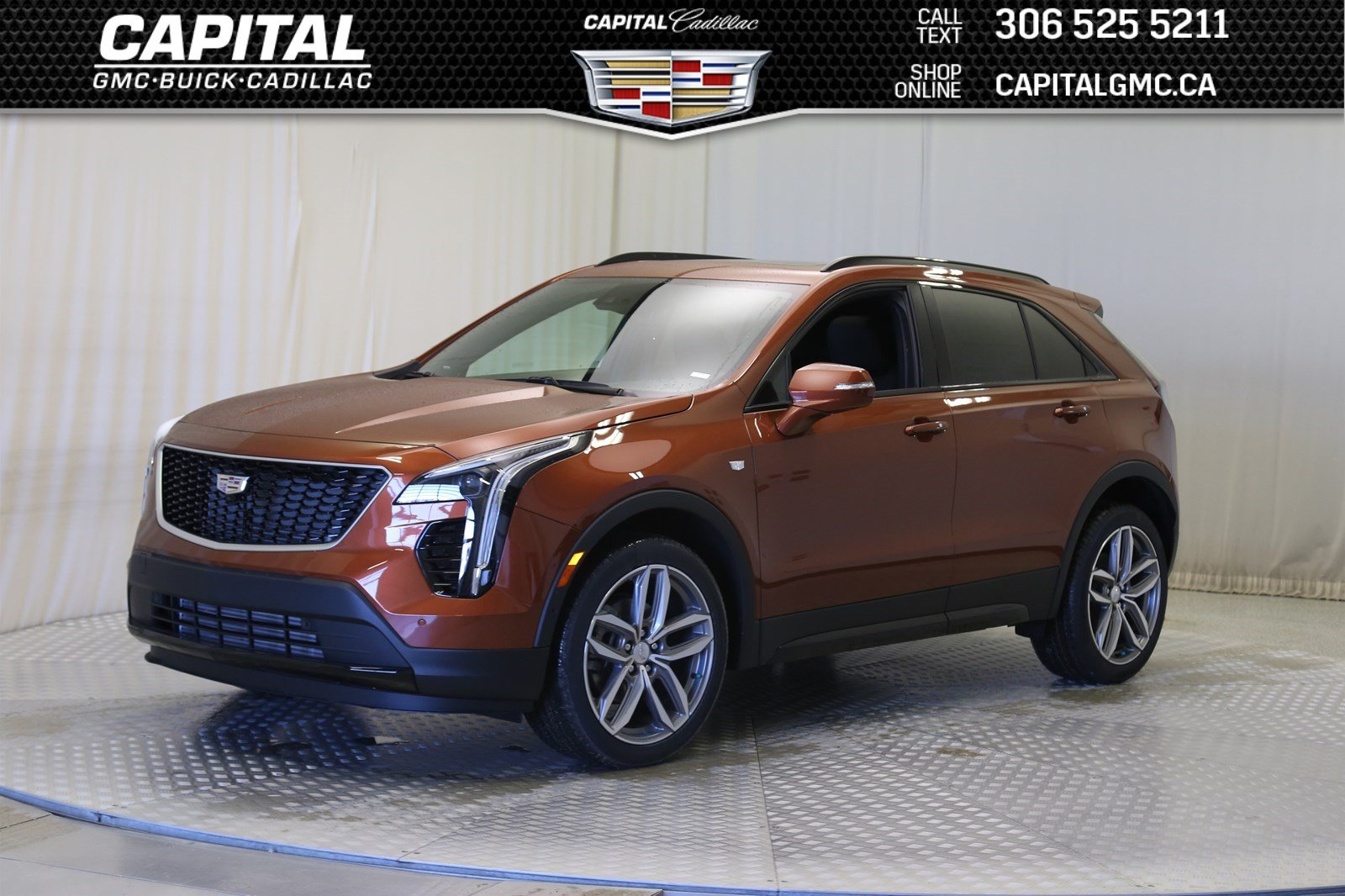 New 2019 Cadillac Xt4 Awd Sport Suv In Regina 39393 Capital Auto