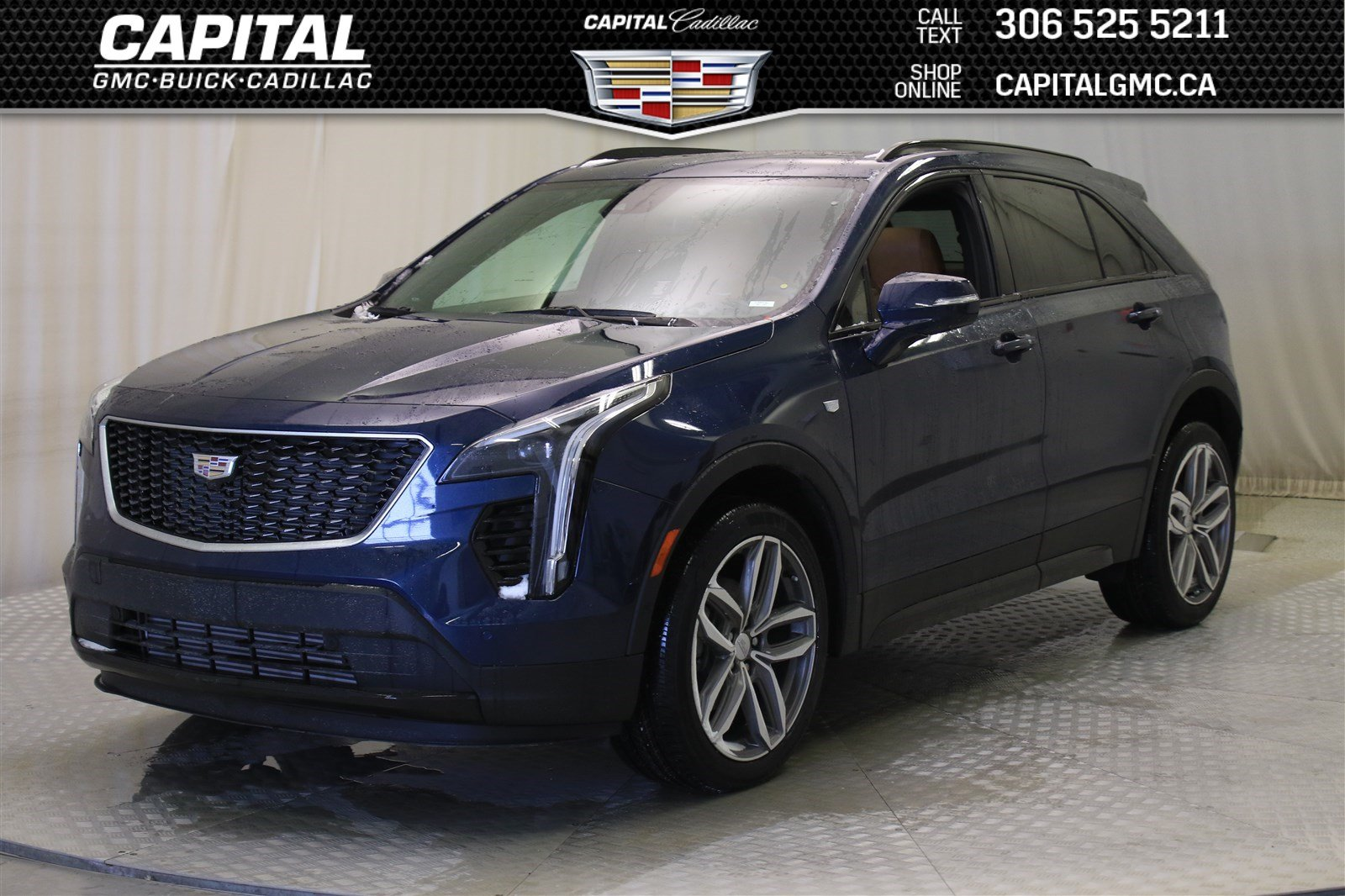 New 2019 Cadillac Xt4 Awd Sport Suv In Regina 39299 Capital Auto
