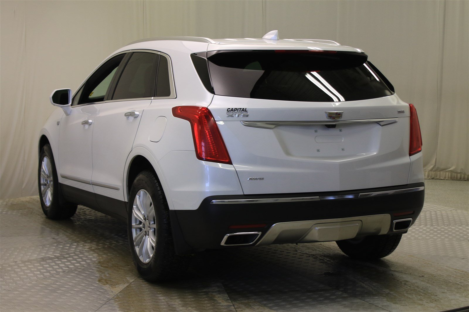 Certified Pre Owned 2017 Cadillac Xt5 Platinum Awd Nav Leather