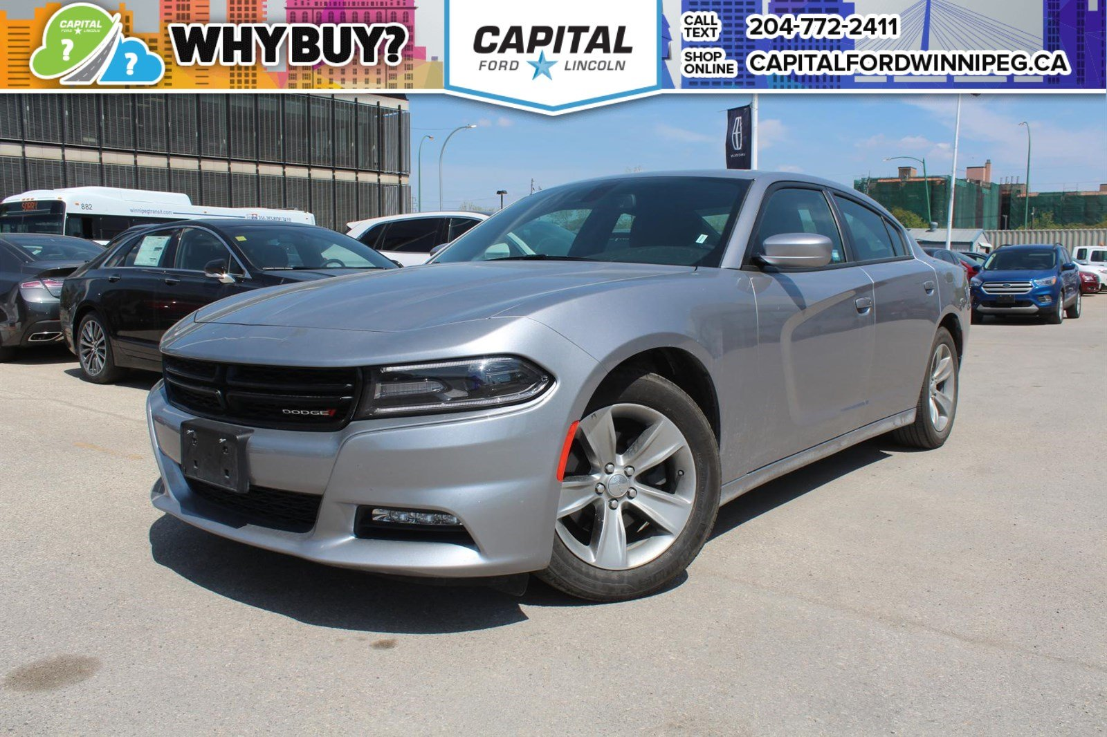 new rwd charger yuma fisher chrysler in sedan inventory dodge sxt