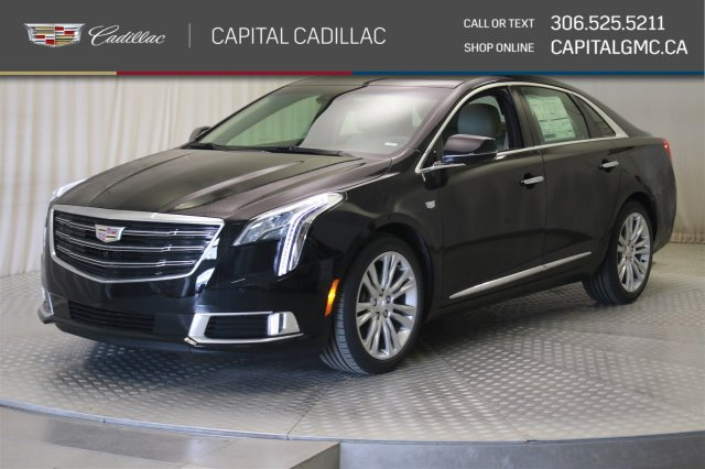 New 2019 Cadillac XTS Luxury AWD*Heated Front & Rear Seats-Sunroof*