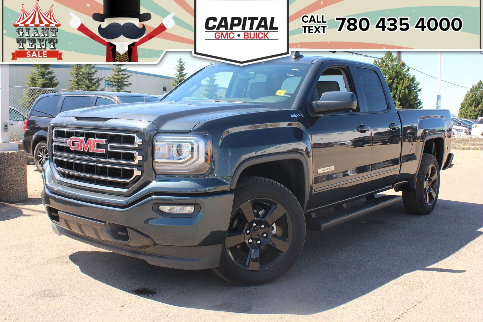 New 2019 GMC Sierra 1500 Limited Double Cab