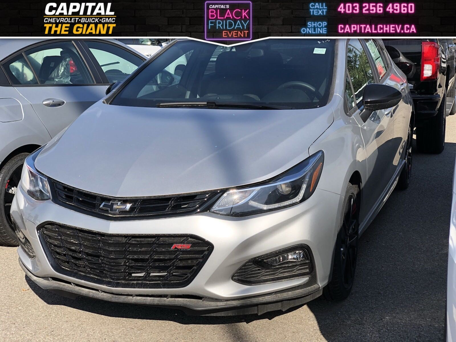 New 2018 Chevrolet Cruze Lt Hatchback In Calgary 38383 Capital 81 Subaru Gl Fuel Filter Location