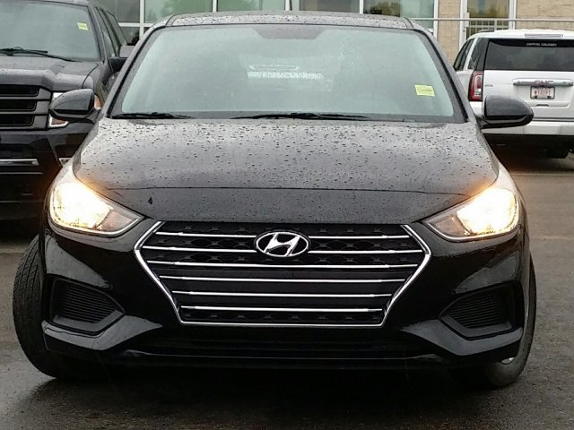 Certified Pre-Owned 2019 Hyundai Accent Preferred FWD Hatchback Stock:  19275A