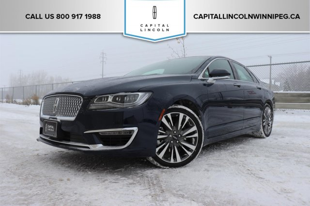 New 2019 Lincoln MKZ Reserve
