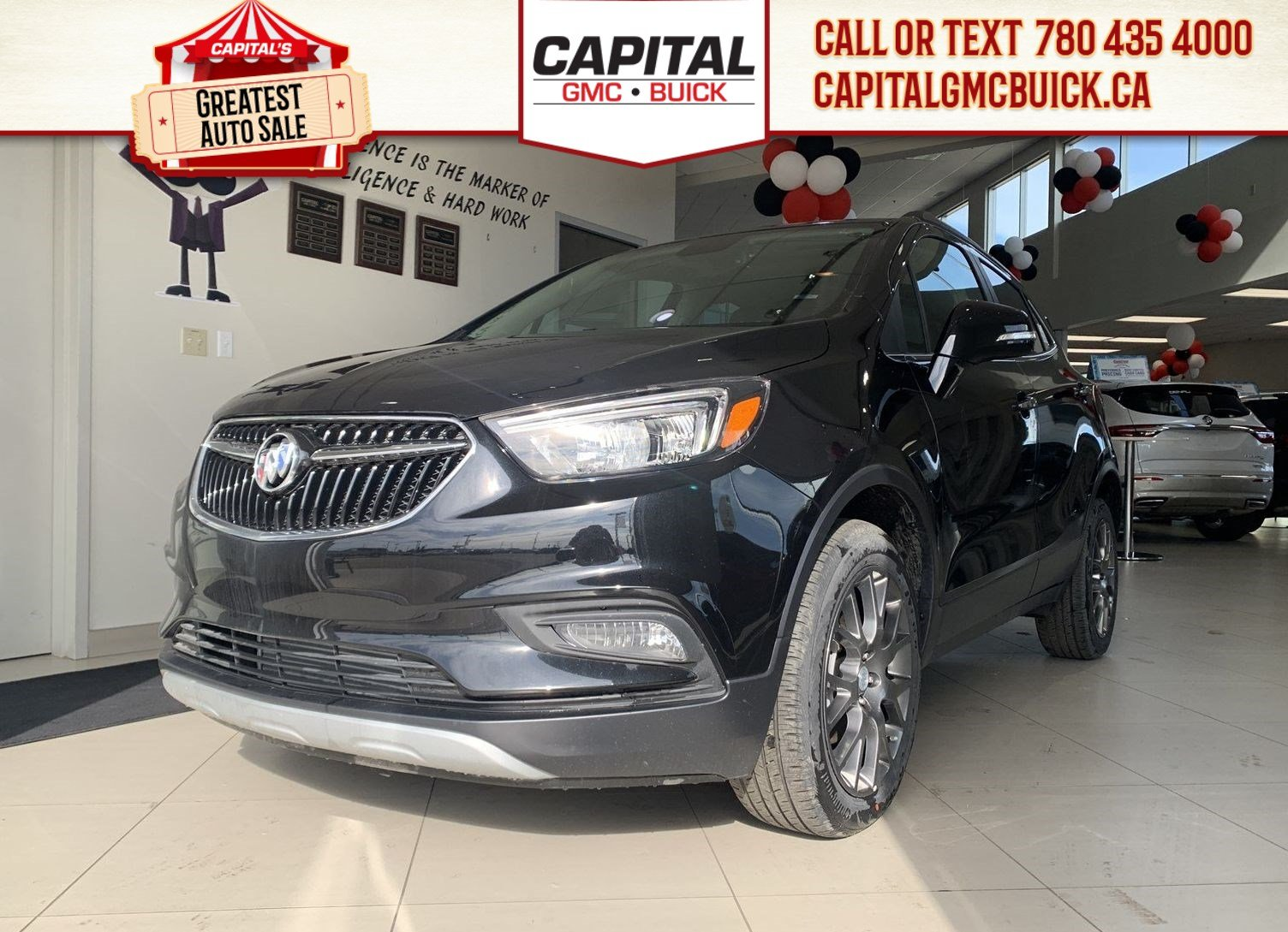 New 2019 Buick Encore Sport Touring AWD
