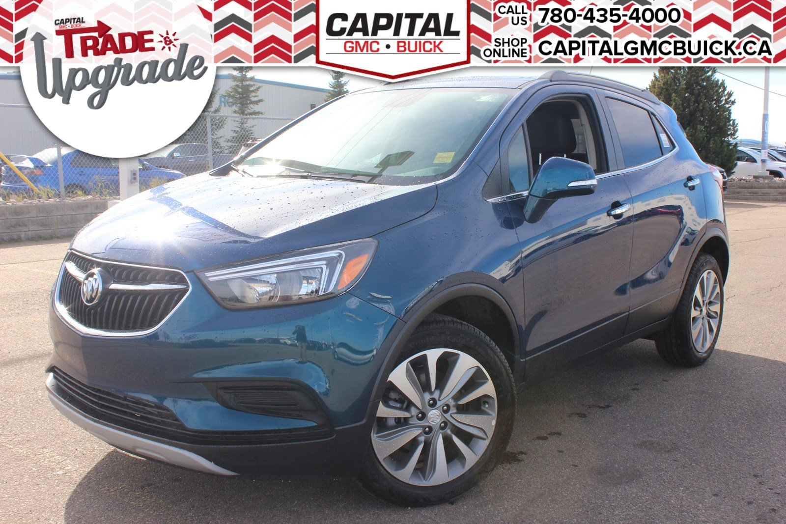 New 2019 Buick Encore Preferred AWD