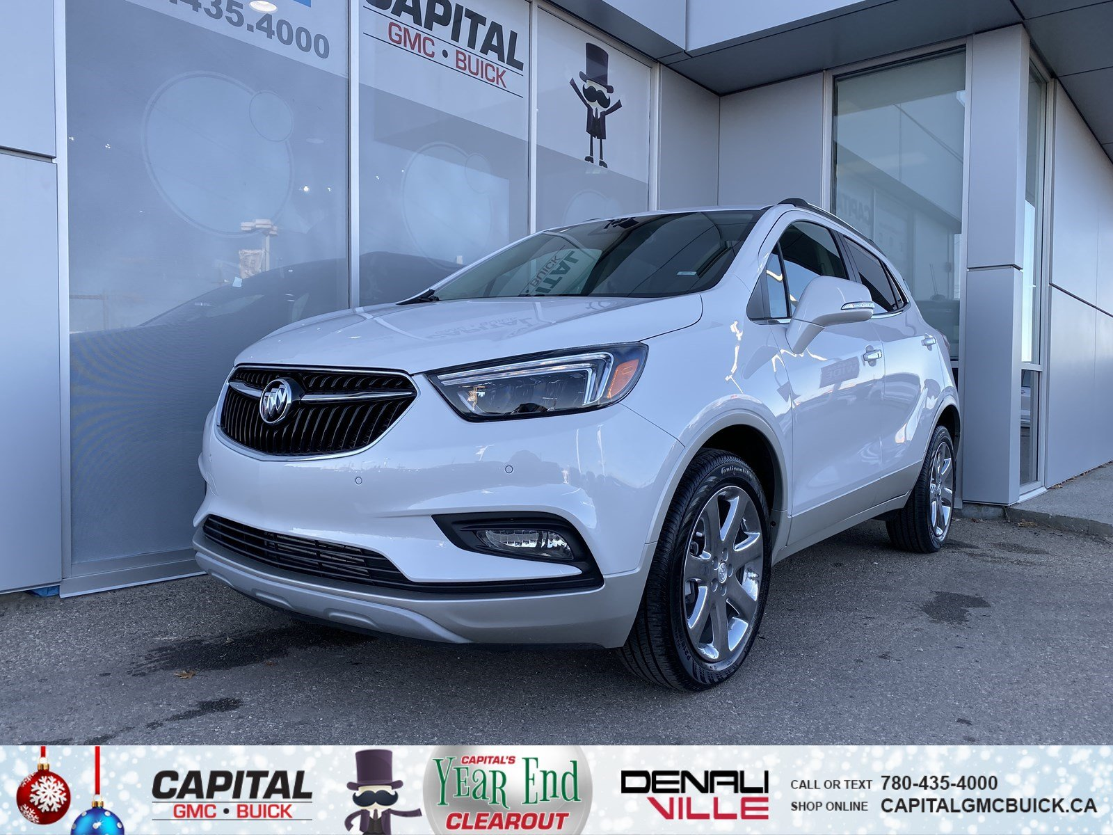New 2019 Buick Encore Essence AWD