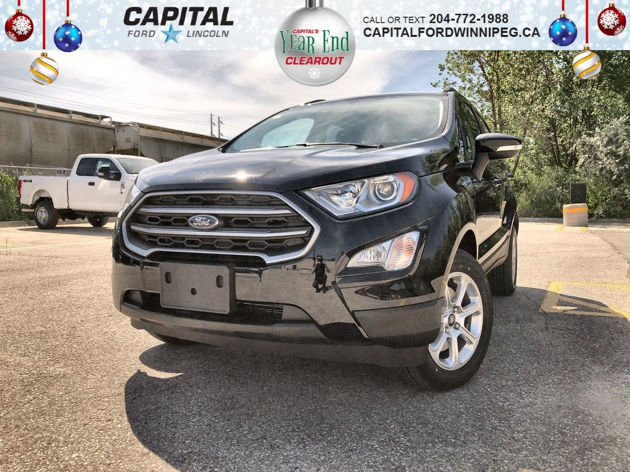New 2019 Ford EcoSport SE*4WD*Bluetooth*Reverse Camera*Navigation