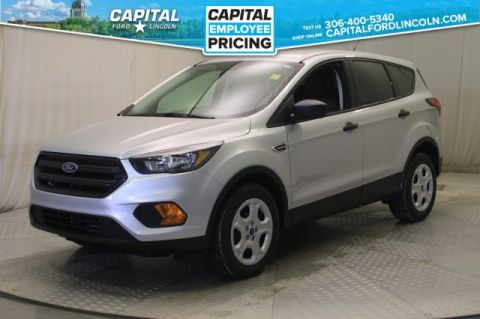 New 2019 Ford Escape S
