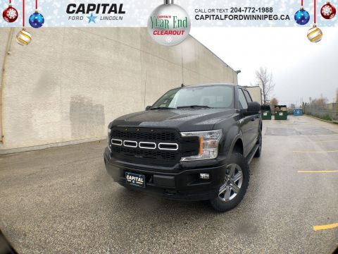 New 2019 Ford F-150 XLT*Save over $16000!*Sport*3.5L*Navigation*Bluetooth*Custom Grille