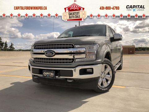 New 2019 Ford F-150 LARIAT*Only $407 bw!*5.0L*Navigation*Heated Seats*Moonroof
