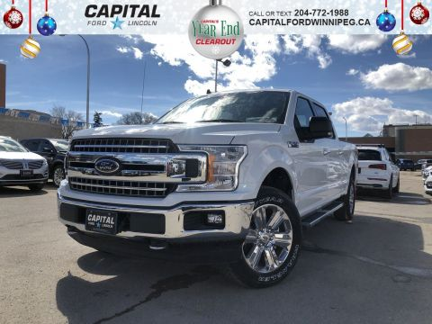 New 2019 Ford F-150 XLT*6.5' Box*5.0L*FX4*XTR Chrome Pkg