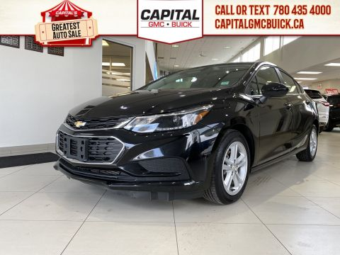 Pre-Owned 2018 Chevrolet Cruze LT | HEATED SEATS | BACKUP CAMERA | SUNROOF | 24K KMS