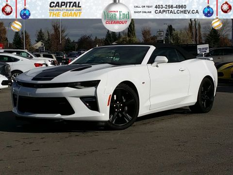Pre-Owned 2018 Chevrolet Camaro SS - $1 OVER INVOICE