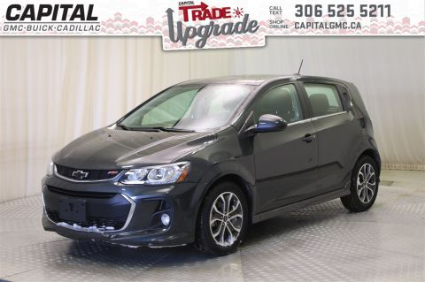 Certified Pre-Owned 2018 Chevrolet Sonic LT HB
