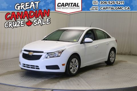 Pre-Owned 2013 Chevrolet Cruze LT Turbo