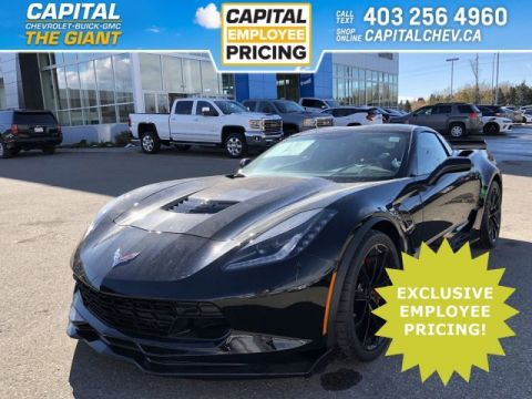 New 2019 Chevrolet Corvette Grand Sport 3LT