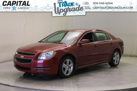 Pre-Owned 2010 Chevrolet Malibu LT Platinum Edition