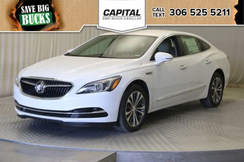 New 2019 Buick LaCrosse FWD Preferred*3.6L V6-Remote Start-Keyless Start*