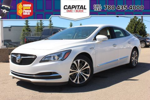 Pre-Owned 2018 Buick LaCrosse PREFERRED | REMOTE START | REAR PARK ASSIST | 1100 KMS