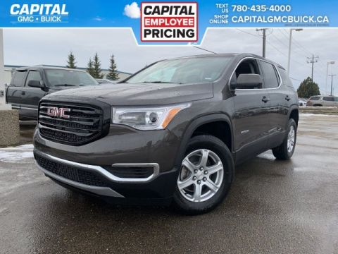 New 2019 GMC Acadia SLE-1 AWD
