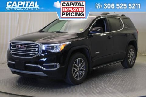 Certified Pre-Owned 2018 GMC Acadia SLE-2 AWD*SUNROOF*