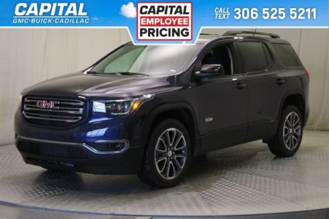 New 2019 GMC Acadia SLT-1 AWD