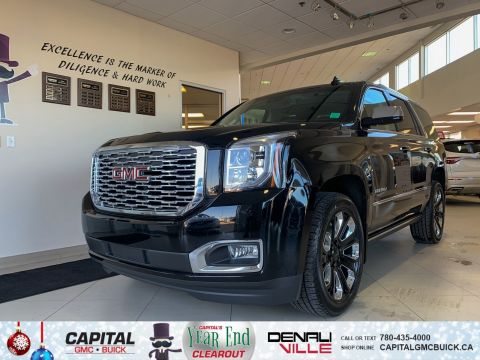Pre-Owned 2019 GMC Yukon DENALI 4WD | ULTIMATE PKG | DVD | ADAPTIVE CRUISE CONTROL | 10K KMS