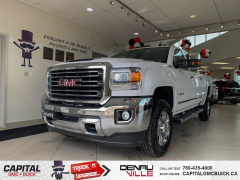 New 2019 GMC Sierra 3500HD Crew Cab SLT