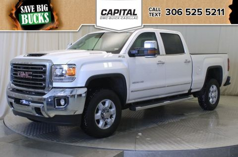 New 2019 GMC Sierra 3500HD SLT Crew Cab