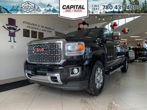 New 2019 GMC Sierra 3500HD Crew Cab Denali