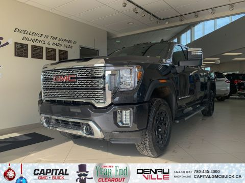 New 2020 GMC Sierra 2500HD Crew Cab Denali