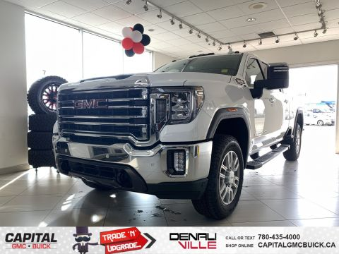New 2020 GMC Sierra 3500HD Crew Cab SLT