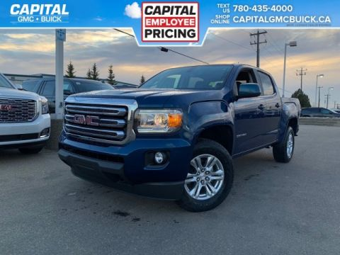 New 2019 GMC Canyon Crew Cab 4WD SLE