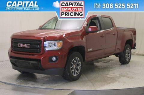 New 2019 GMC Canyon 4WD All Terrain with Cloth