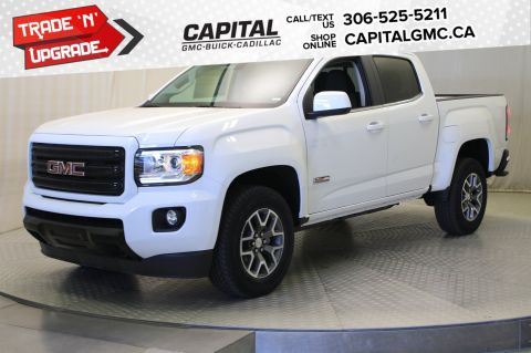 New 2020 GMC Canyon 4WD All Terrain with Cloth