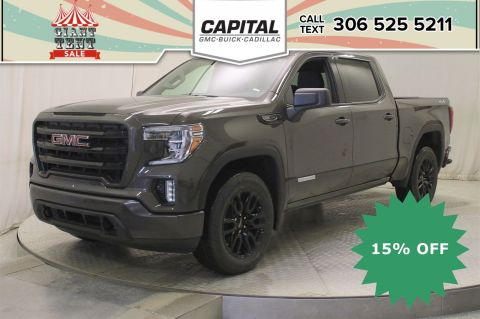 New 2019 GMC Sierra 1500 Elevation Crew Cab
