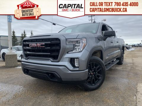 New 2019 GMC Sierra 1500 Crew Cab Elevation