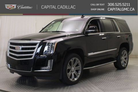 New 2019 Cadillac Escalade Premium Luxury
