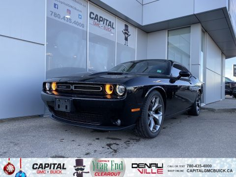 Pre-Owned 2016 Dodge Challenger SXT NEW TIRES SUNROOF HEATED STEERING BACKUP CAM