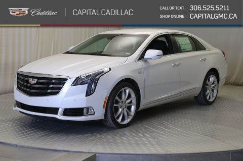 New 2019 Cadillac XTS Premium Luxury AWD*Adaptive Cruise Control-Memory Seats*