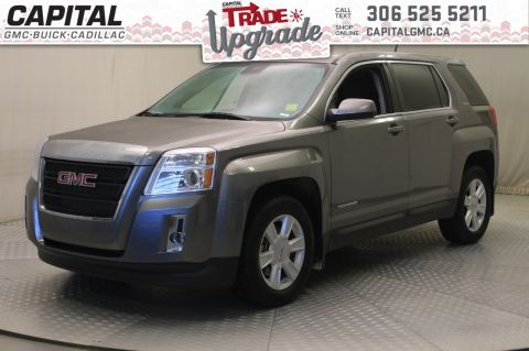 Certified Pre-Owned 2012 GMC Terrain SLE-1 FWD